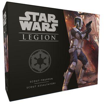 Star Wars Legion Scout Truppen Erweiterung (Deutsch/Italienisch) – Bild 1