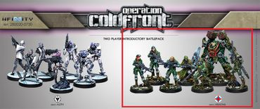 Operation Coldfront Ariadna Part (Splitbox) – Bild 1