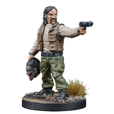The Walking Dead The Governor's Trophy Room (Englisch) All Out War – Bild 3