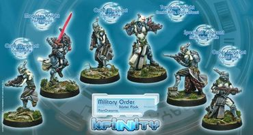 Military Order - PanOceania Sectorial Starter Pack – Bild 1