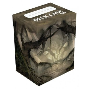 Basic Deck Case Standardgröße 80+ Lands Edition Sumpf
