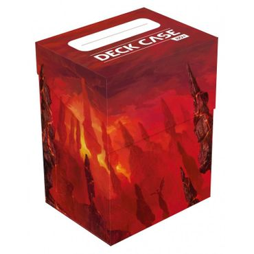 Basic Deck Case Standardgröße 80+ Lands Edition Gebirge