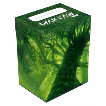 Basic Deck Case Standardgröße 80+ Lands Edition Wald