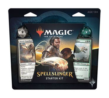 Magic Spellslinger Starter Kit (Englisch)