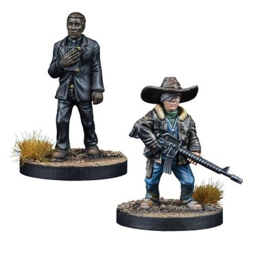 The Walking Dead Father Gabriel Booster (Englisch) All Out War