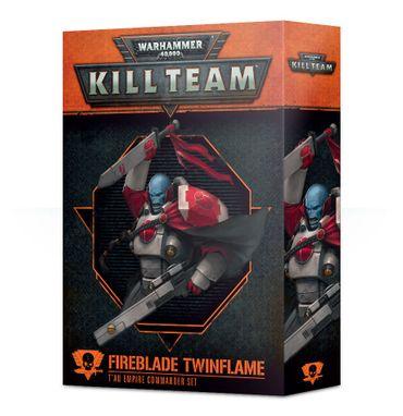 Warhammer 40.000 Kill Team Commander Fireblade Twinflame (Deutsch)
