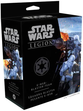 Star Wars Legion E-Web Blaster Team Erweiterung (Deutsch/Italienisch)