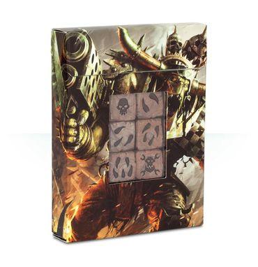 Warhammer 40.000 Orks Dice (20)