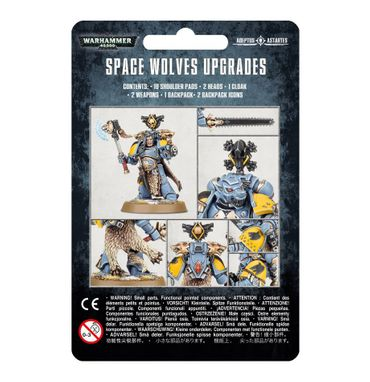 Space Wolves Upgrade Set