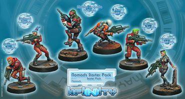 Nomads Starter Pack – Bild 1