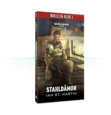 Black Library Novella Series 1 Stahl Dämon (Deutsch)