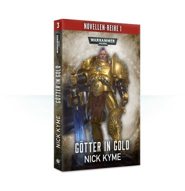 Black Library Novella Series 1 Götter in Gold (Deutsch)