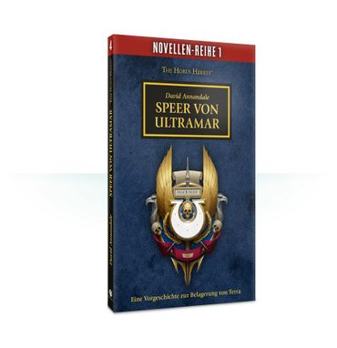 Black Library Novella Series 1 Speer von Ultramar (Deutsch)