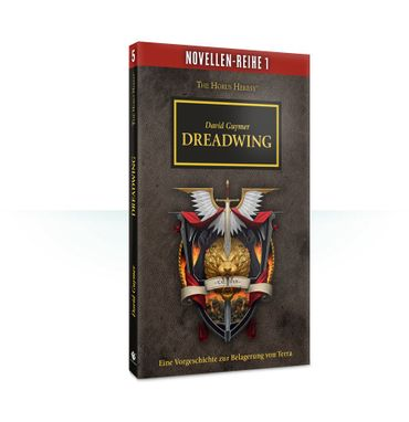 Black Library Novella Series 1 Dreadwing (Deutsch)