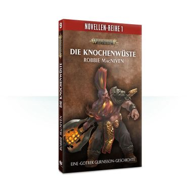 Black Library Novella Series 1 Die Knochenwüste (Deutsch)
