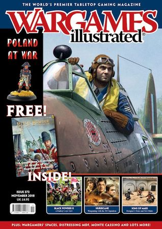 Wargames Illustrated 373 November 2018 (Englisch)