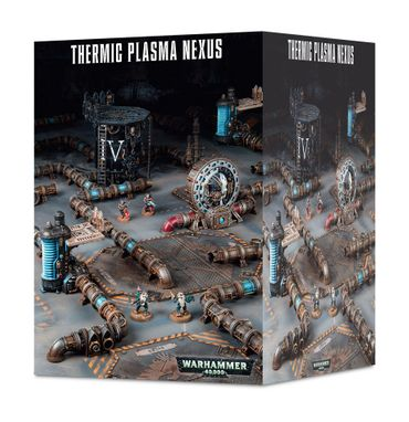 Sector Mechanicus Thermic Plasma Nexus