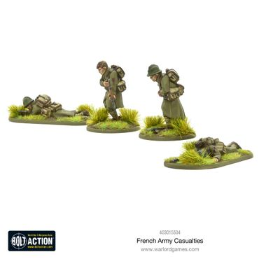 French Army Casualties 28mm – Bild 4