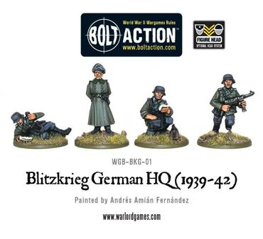 Blitzkrieg German HQ (1939-42) – Bild 1