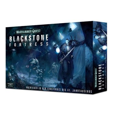 Warhammer Quest Blackstone Fortress (Deutsch)