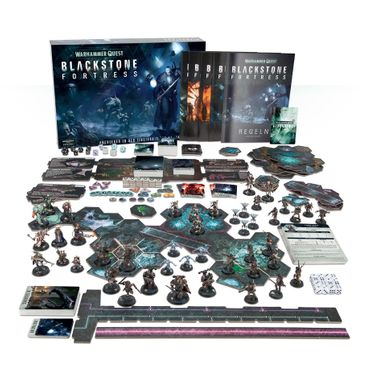 Warhammer Quest Blackstone Fortress (Deutsch) – Bild 2