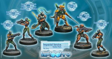 Imperial Service - Yu Jing Sectorial Starter Pack