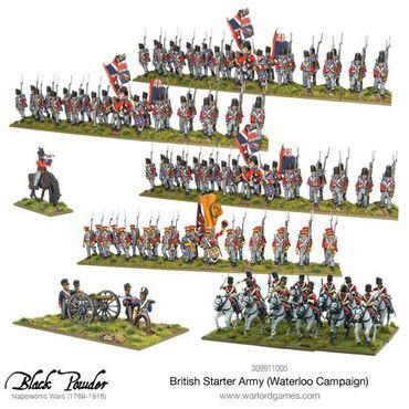 Napoleonic British Starter Army Waterloo Campaign – Bild 2
