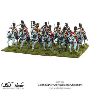 Napoleonic British Starter Army Waterloo Campaign – Bild 6