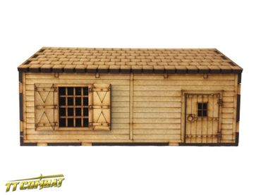 Hunting Lodge 28mm