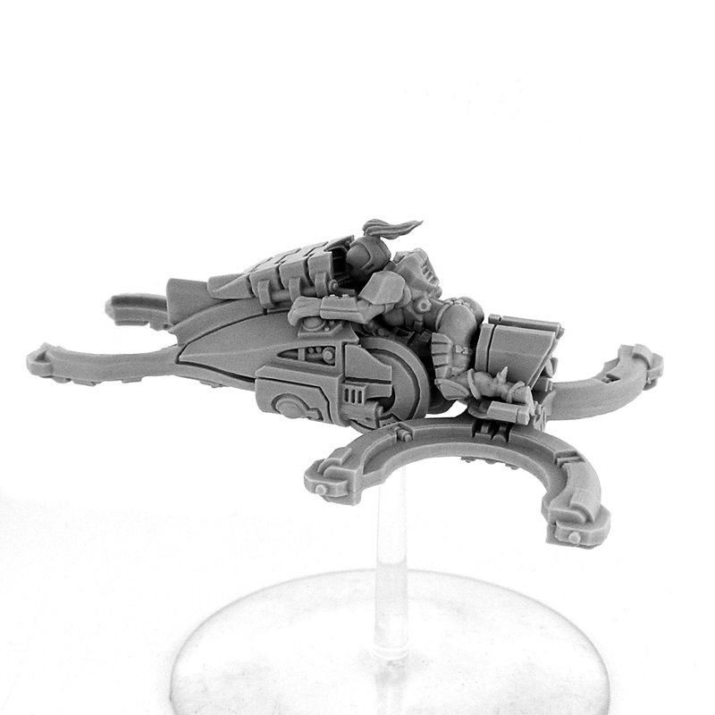Wargame Exclusive Greater Good Panaque Bi-Drone Skimmer