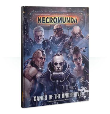 Necromunda Gangs of the Underhive (Deutsch)
