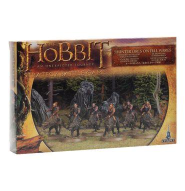 Hobbit Jägerorks auf Düsterwargen [GW WEB EXKLUSIV]