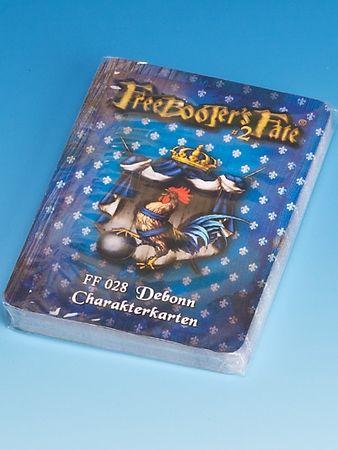 Freebooter's Fate Debonn Charakterkarten 2 Edition (Deutsch) – Bild 1