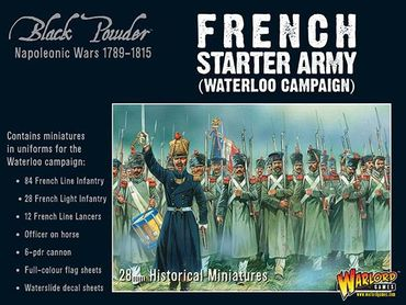 Napoleonic French Starter Army Waterloo Campaign
