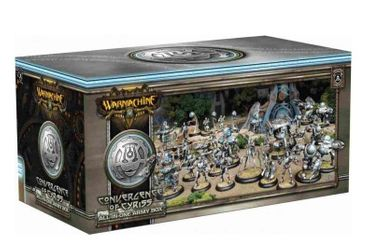 Convergence of Cyriss All in One Army Box