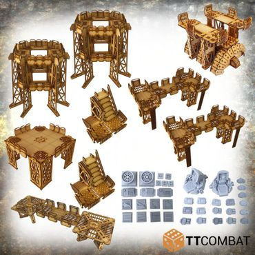 Industrial Hive Bundle 28mm
