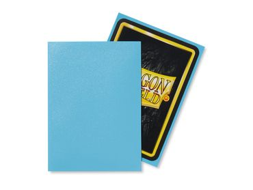 Dragon Shield Matte Baby Blue 100 protective Sleeves – Bild 2