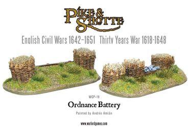Pike & Shotte Ordnance Battery 28mm – Bild 5