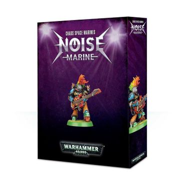 Chaos Space Marines Noise Marine [GW WEB EXKLUSIV]
