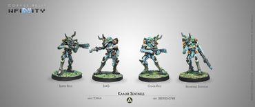 Tohaa Kaauri Sentinels