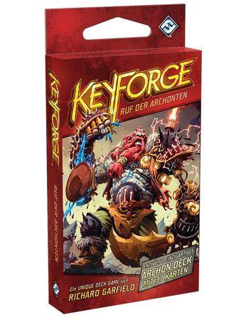 Keyforge Ruf der Archonten Deck (Deutsch)
