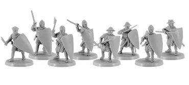 V&V Miniatures Crusaders Set 2 – Bild 1