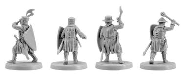 V&V Miniatures Crusaders Set 3 – Bild 2