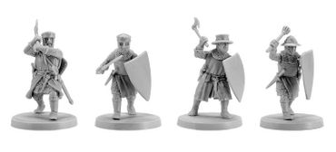 V&V Miniatures Crusaders Set 3