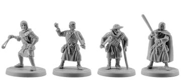 V&V Miniatures Crusaders 5 (Pilgrims 2)