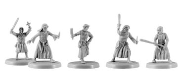 V&V Miniatures Crusaders 6 (Pilgrims 3)