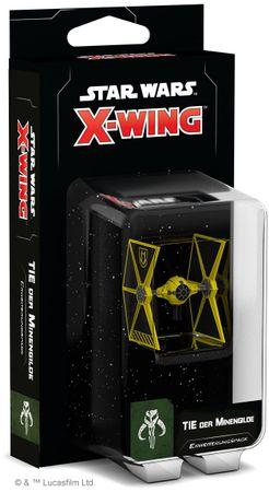 Star Wars X-Wing TIE der Minengilde 2 Edition Erweiterung (Deutsch)