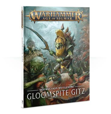 Destruction Battletome Gloomspite Gitz (Deutsch)