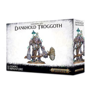 Gloomspite Gitz Dankhold Troggoth / Troggboss
