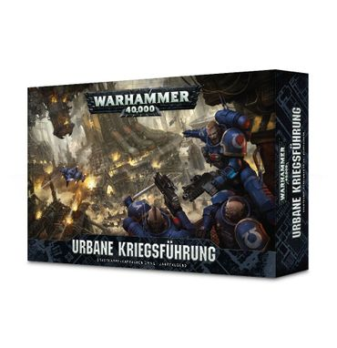 Warhammer 40.000 Urban Conquest (Deutsch)